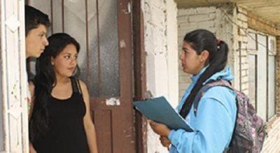 Casa A Casa Se Identifican Riesgos En Salud, En La Comunidad Del Sur De Bogotá