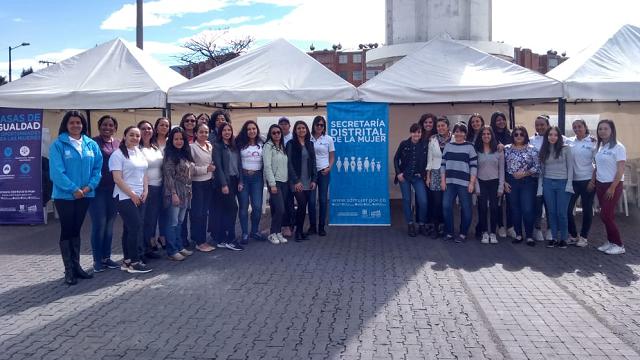 Secretaría de la Mujer realizó más de 3.300 atenciones psicojurídicas