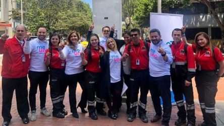 TransMilenio #SeUne a mejorar la convivencia dentro del sistema