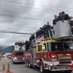 ¡Cuerpo de Bomberos de Bogotá está cumpliendo 124 años!