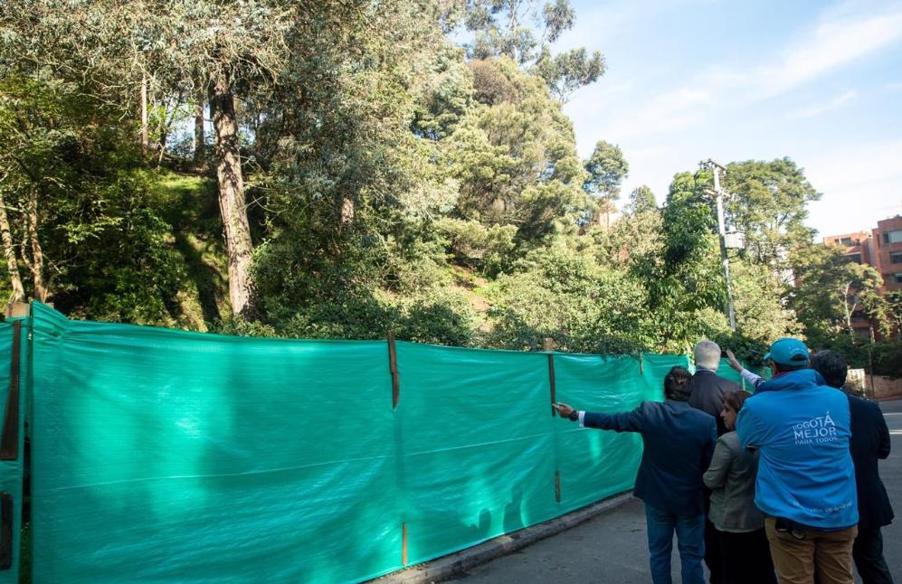 Predio público que estaba invadido por banda de tierreros ahora será un parque