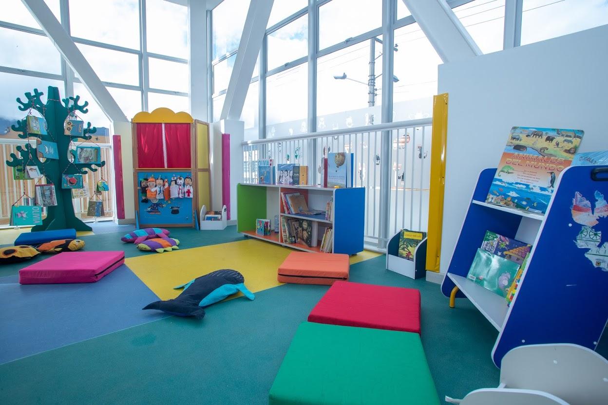 El Nogal de la Esperanza, el jardín infantil que abre sus puertas para 150 niños