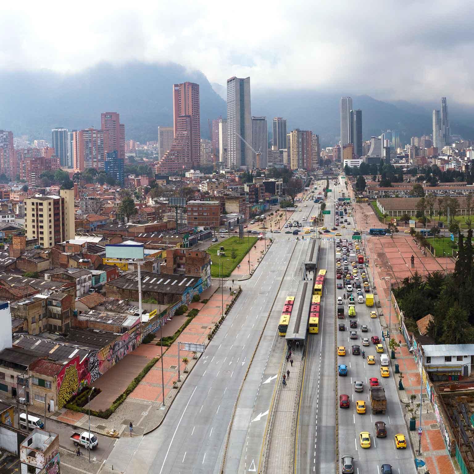 Tome nota: afectaciones viales por manifestaciones en Bogotá