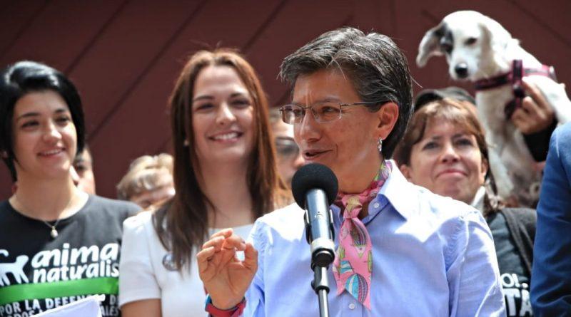 Alcaldesa promueve la fiesta no brava desde la Santamaría
