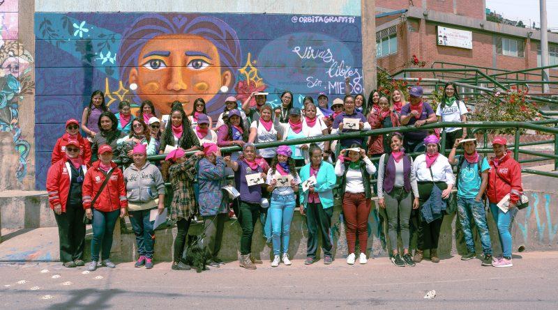 (Fotos) Así transcurrió el evento 'Mujeres en las calles por nuestros derechos: Vivas, libres y sin miedo'