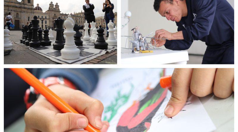 Celebremos el Día mundial de  la creatividad y la innovación