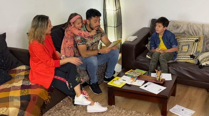 Lectura en mi casa, un espacio para compartir en familia #LecturaEnMiCasa