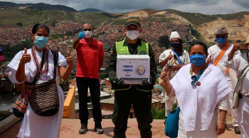 Ministerio del Interior emprende campaña 'Colombia está contigo, un millón de familias', que entregará mercados a las minorías del país