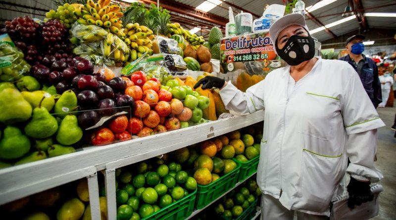 La Reinvención de las Plazas de Mercado en tiempos de pandemia