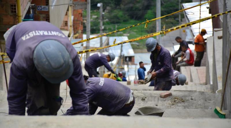 ¡Ojo! El sector construcción tiene límite de horario para funcionar en Bogotá