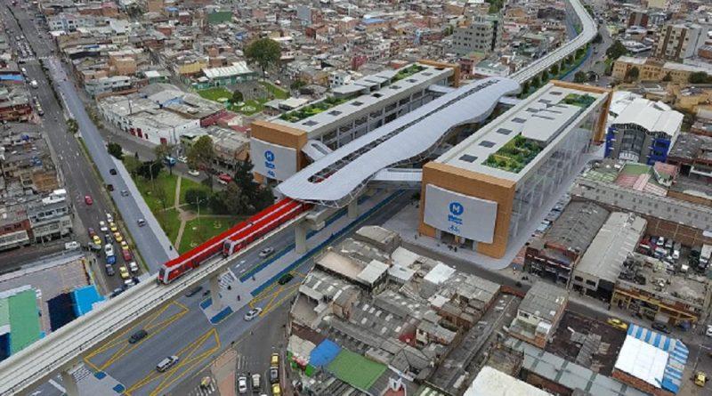Trasladan redes del acueducto para darle paso al metro de Bogotá