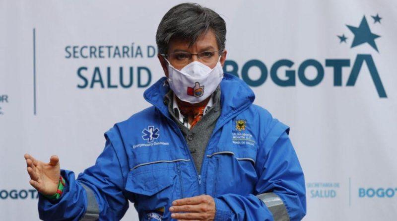 Nuevas medidas por pandemia en Bogotá