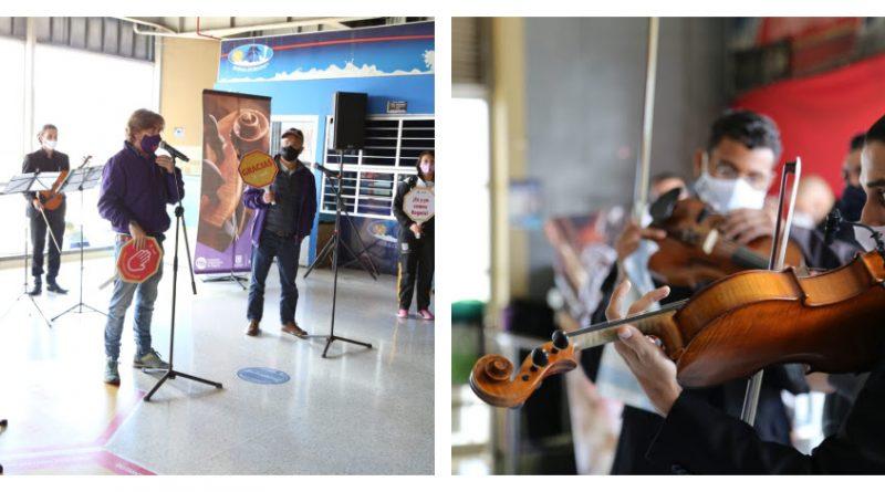 Cultura ciudadana, arte, música y pedagogía para acompañar a la ciudadanía en el segundo pico de la pandemia