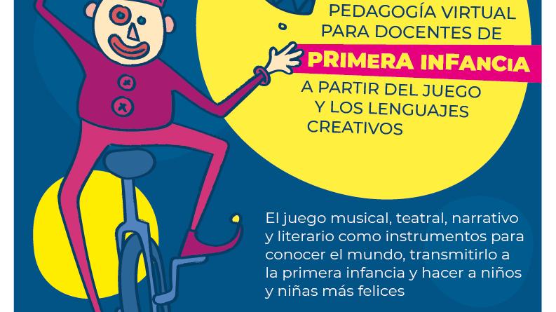 PEDAGOGÍA VIRTUAL PARA DOCENTES DE PRIMERA INFANCIA
