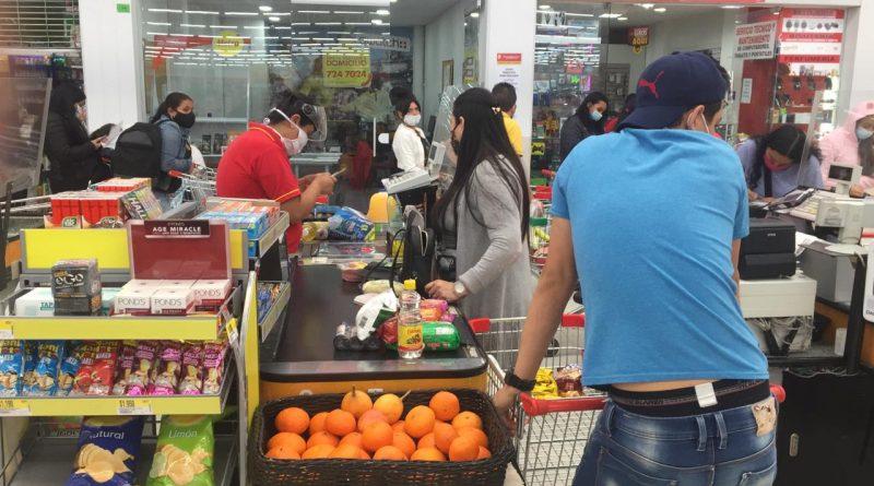 Integración Social prestó servicio de transporte a beneficiarios de bonos alimentarios
