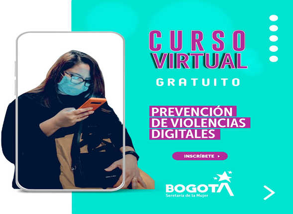 Curso Virtual Gratuito: Prevención de Violencias Digitales.