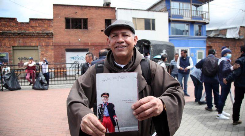 Integración Social y el IDIPRON lamentan la muerte del  padre Frayñero