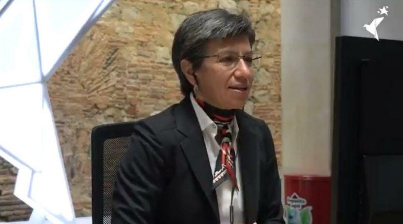 Tenemos como propósito que Bogotá sea epicentro de paz y reconciliación para cumplirle a las víctimas en la restitución de sus derechos: alcaldesa