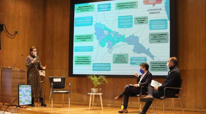 Distrito presenta ambicioso Plan de Acción Climática – PAC para reducir emisiones  y alcanzar carbono-neutralidad en 2050