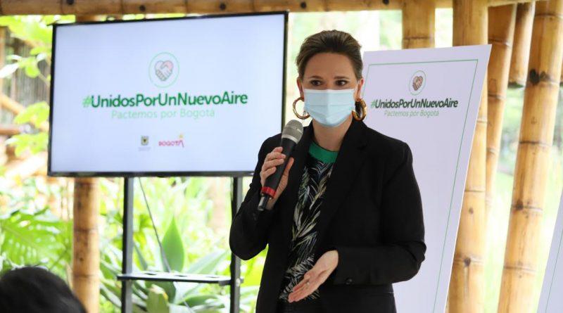 """""""En Bogotá no hay tala indiscriminada"""": secretaria de Ambiente, Carolina Urrutia"""