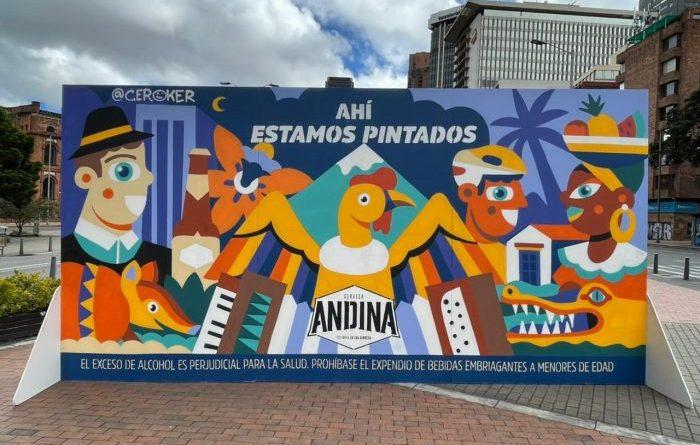 ¡Ahí estamos pintados los colombianos!