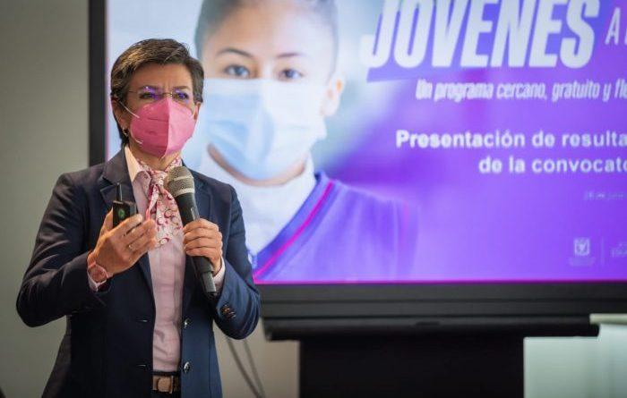 ¡El rescate social de Bogotá ya empezó! Se conocen los primeros 5.731 jóvenes que estudiarán gratis en la U